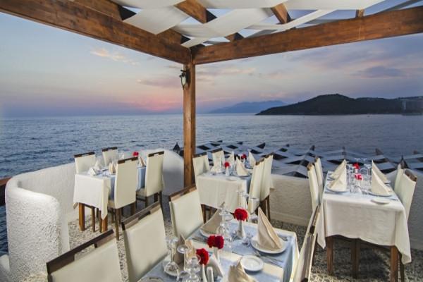 Restaurant - Hôtel Kustur Club Holiday Village 5* Izmir Turquie