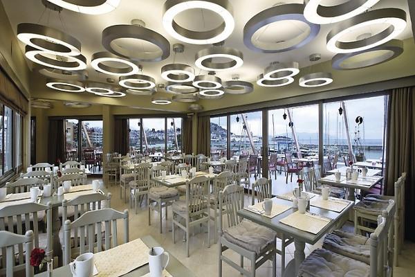 Restaurant - Hôtel Sentido Marina Suites 4* Izmir Turquie