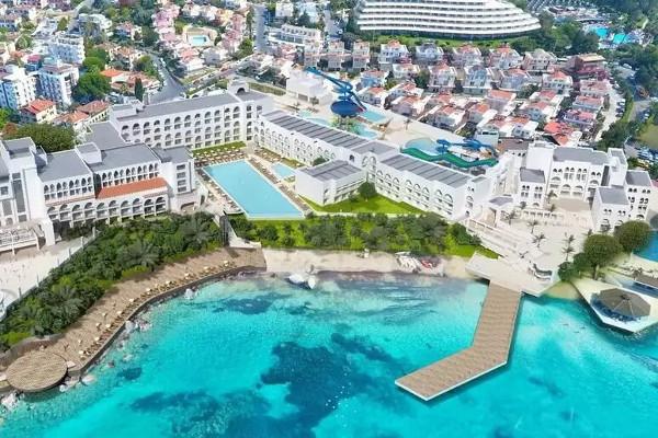 Vue panoramique - Hôtel Infinity By Yelken 5* Izmir Turquie