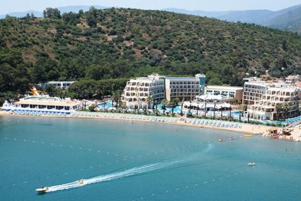 Vue panoramique - Club Jet Tours Paloma Pasha 5* Izmir Turquie