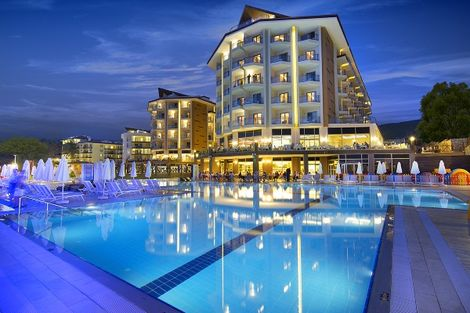 Hôtel Ramada Resort Kusadasi & Golf 5*