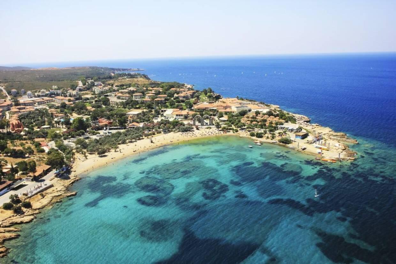 Vue panoramique - Club Resort Atlantis 4* Izmir Turquie
