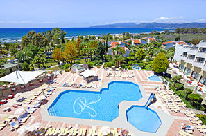 Turquie-Izmir, Hôtel Richmond Ephesus