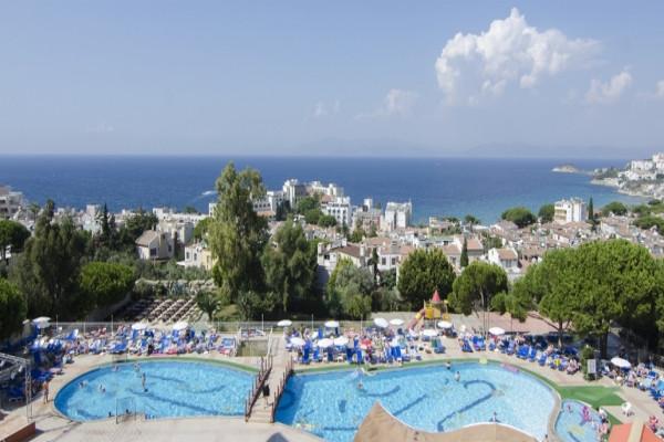 Vue panoramique - Hôtel Sea Pearl 4* Izmir Turquie