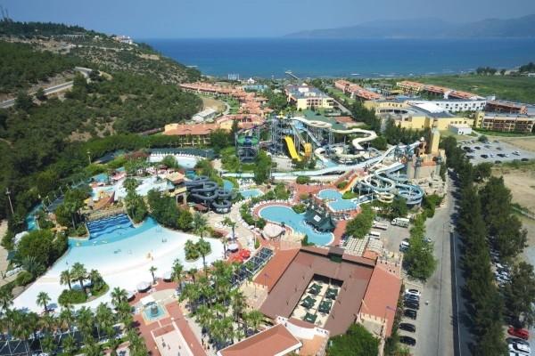 Vue panoramique - Hôtel TUI Family Life Ephesus 4* Izmir Turquie