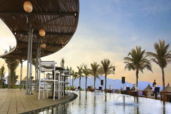 Piscine - Hôtel Melia Danang 4* Danang Vietnam