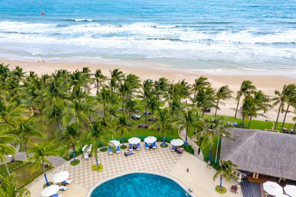 Piscine - Pandanus Resort 4* Hochiminh Vietnam