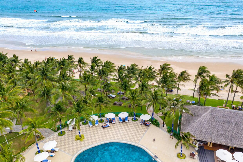 Plage - Pandanus Resort 4* Hochiminh Vietnam