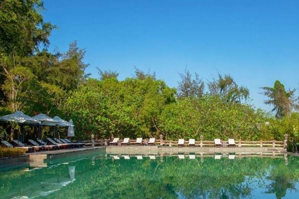 (fictif) - Hôtel Bravo Club Ho Tram Beach 4* Saigon Vietnam