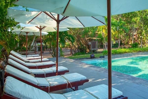 Piscine - Hôtel Bravo Club Ho Tram Beach 4* Saigon Vietnam