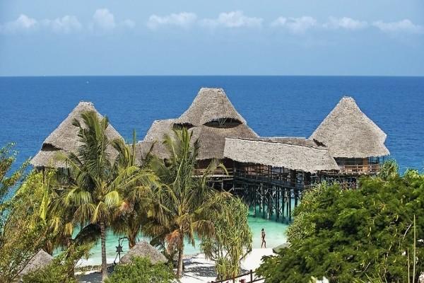 (fictif) - Hôtel Diamonds La Gemma Dell'Est 5* Zanzibar Zanzibar