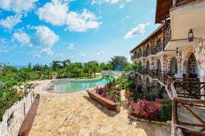 Zanzibar-Zanzibar, Hôtel Palumbo Kendwa