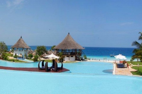 (fictif) - Hôtel Royal Zanzibar Beach Resort 5*