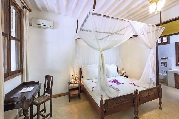Chambre - Hôtel Club Jet Tours Confidentiel Diamond's Mapenzi 4* Zanzibar Zanzibar