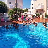 Aqua Gym - Jumbo Reef & Beach Resort