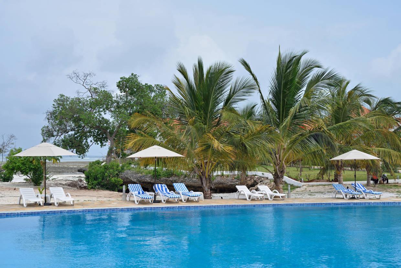 Piscine - Hôtel Azao Resort & Spa 4* Zanzibar Zanzibar
