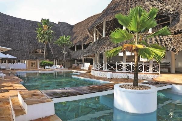 Piscine - Hôtel Club Jet Tours Confidentiel Diamond's Mapenzi 4* Zanzibar Zanzibar