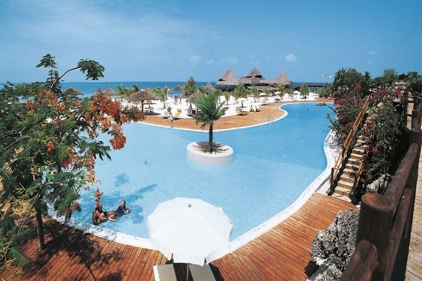 Piscine - Hôtel Diamonds La Gemma Dell'Est 5* Zanzibar Zanzibar