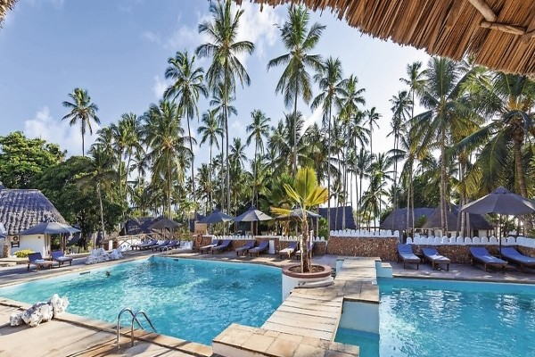 Hotel Diamonds Mapenzi Beach Zanzibar Zanzibar Promovacances