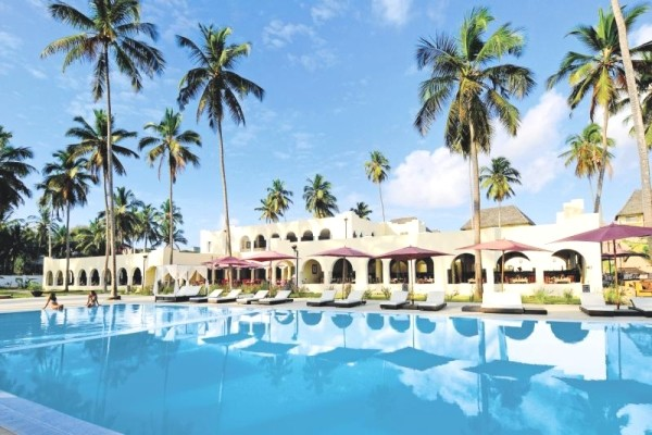 Piscine - Hôtel Dream of Zanzibar 5* Zanzibar Zanzibar