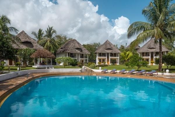 Piscine - Filao Beach Resort 4* Zanzibar Tanzanie
