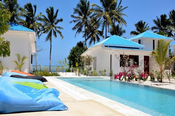 Piscine - Hôtel Indigo Beach Zanzibar 4* Zanzibar Zanzibar