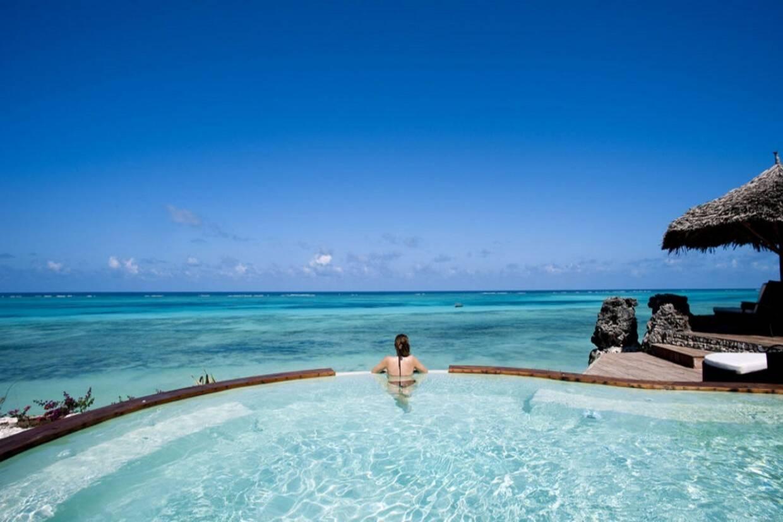 Piscine - Karafuu Beach Resort & Spa 5* Zanzibar Tanzanie