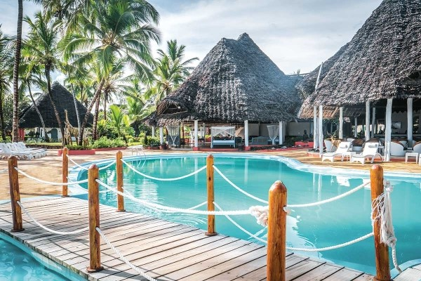 Piscine - Club Lookéa Kiwengwa Beach Resort 5* Zanzibar Zanzibar