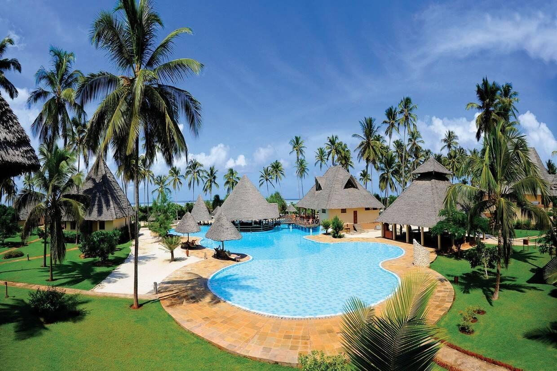 Piscine - Neptune Pwani Beach Resort & Spa 5* Zanzibar Tanzanie