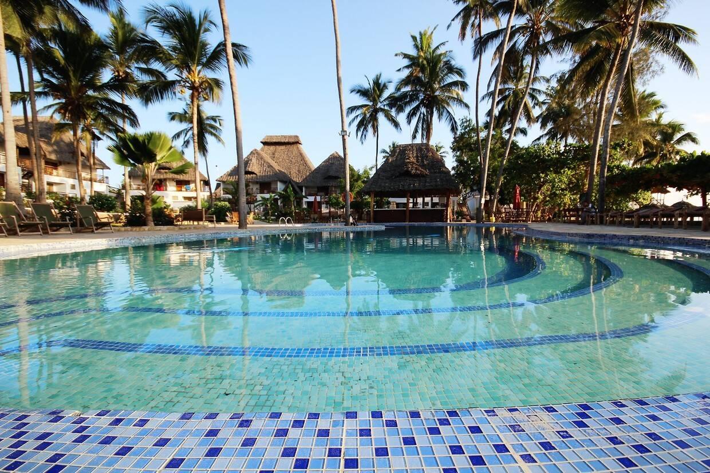 Piscine - Paradise Beach Resort 4* Villes Inconnues Pays Inconnus