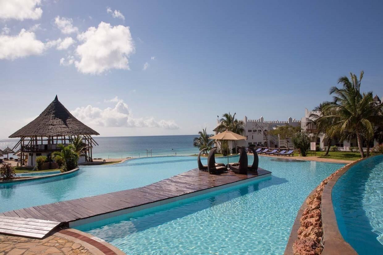 Piscine - Royal Zanzibar Beach Resort 5* Zanzibar Tanzanie