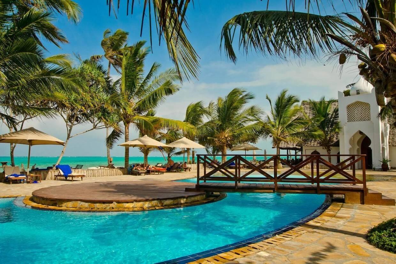 Piscine - Sultan Sands Island Resort 4* Zanzibar Tanzanie