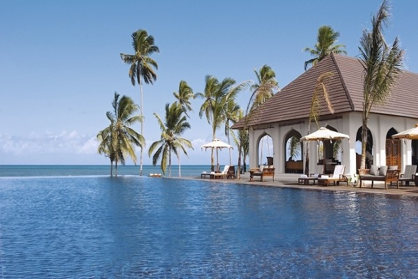 Piscine - Hôtel The Residence Zanzibar 5* Zanzibar Zanzibar