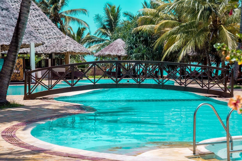 Piscine - Uroa Bay Beach Resort 4* Zanzibar Tanzanie