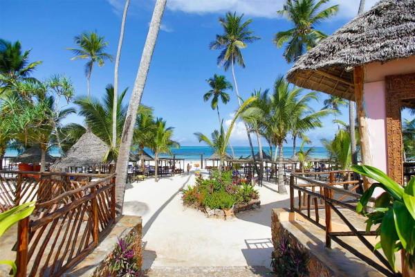 Plage - Club Bravo Club Kiwengwa 4* Zanzibar Tanzanie