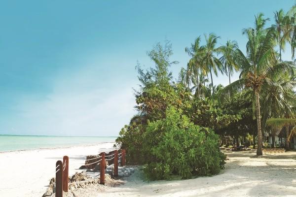 Plage - Hôtel Club Jet Tours Confidentiel Diamond's Mapenzi 4* Zanzibar Zanzibar
