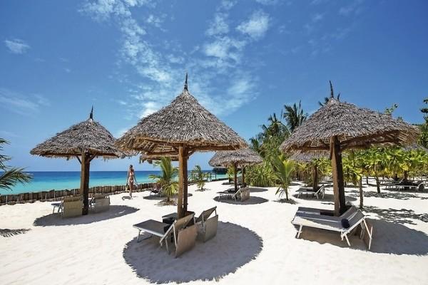 Plage - Hôtel Diamonds La Gemma Dell'Est 5* Zanzibar Zanzibar