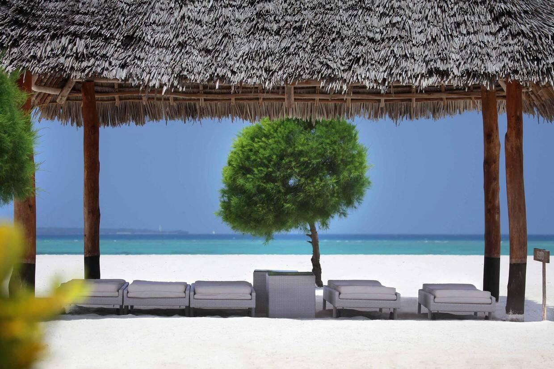 Plage - Gold Zanzibar Beach House & Spa 5* Zanzibar Tanzanie