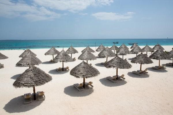 Plage - Gold Zanzibar Beach House and Spa