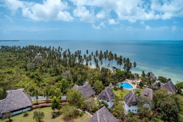 Vue panoramique - Filao Beach Resort 4* Zanzibar Tanzanie