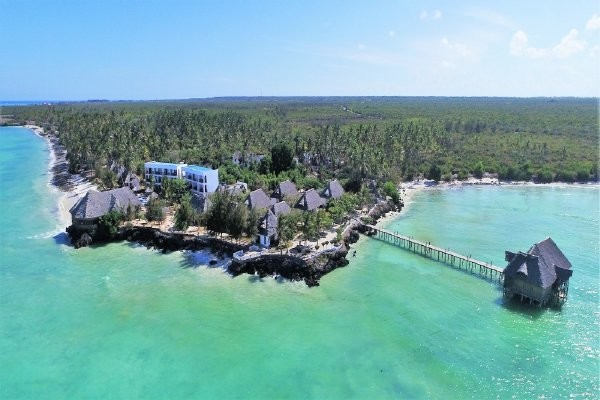 Vue panoramique - Hôtel Reef & Beach Resort 3*
