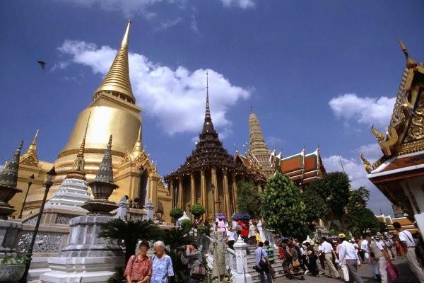 Circuit Les capitales du Siam ***