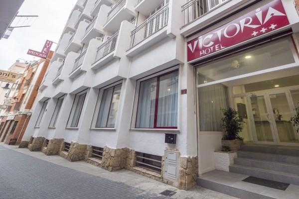 Hôtel Checkin Victoria 3*, Barcelone