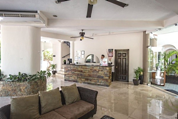 Hôtel Hacienda Paradise ***