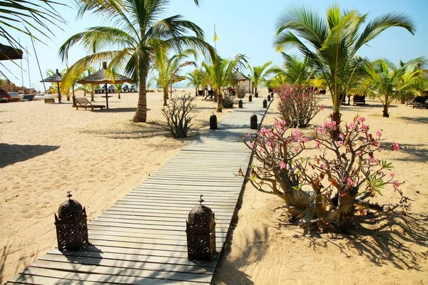 Hôtel Lamantin Beach Resort et Spa 5*