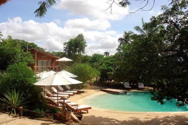 Hôtel Souimanga Lodge 4*