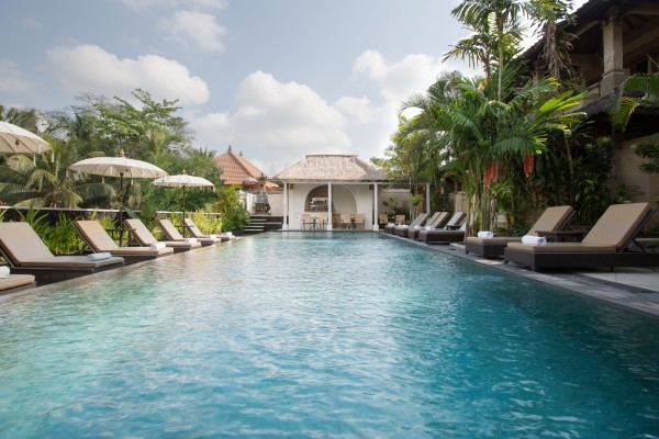 Combiné hôtels - Balnéaire à Kuta à l'hôtel Fontana + The Ubud Village Hotel 4*