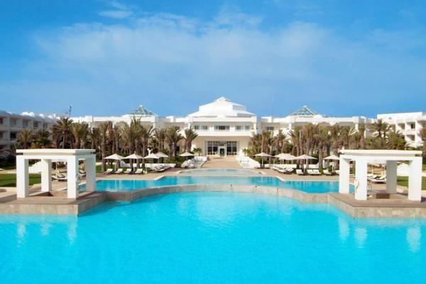 Hôtel Radisson Blu Palace Resort & Thalasso *****
