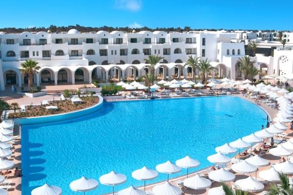 Hôtel Palm Azur 4* sup, Djerba