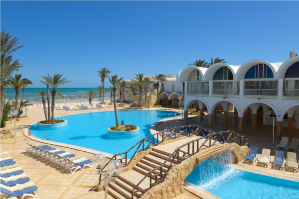 Hôtel Dar Djerba Zahra 3* - 1